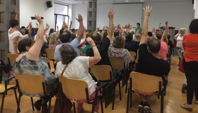 El sector de la limpieza se encamina a la huelga general indefinida en Cantabria por el nuevo convenio colectivo
