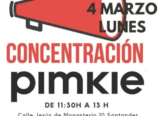 UGT convoca este lunes una concentración contra el cierre de los dos establecimientos de comercio textil Pimkie en Cantabria