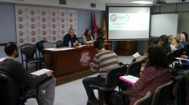 Asamblea delegados y delegadas de prevención de FESMC-UGT Cantabria