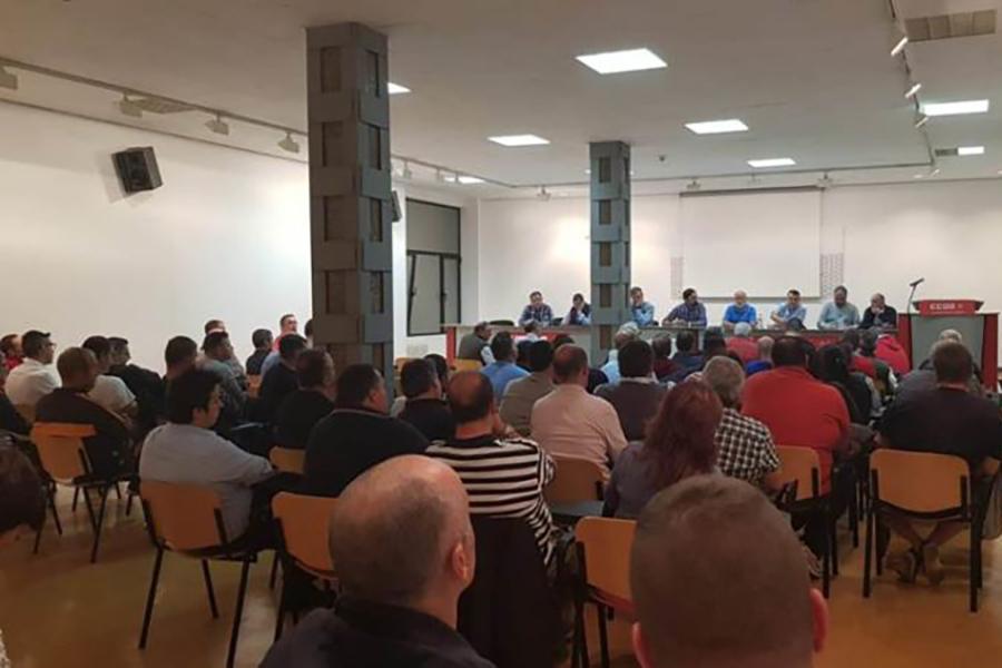 Los sindicatos convocarán huelgas desde noviembre en el transporte de viajeros por carretera si no se acepta su última propuesta