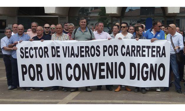 Los sindicatos desconvocan la huelga en el transporte de viajeros por carretera tras un preacuerdo de nuevo convenio colectivo