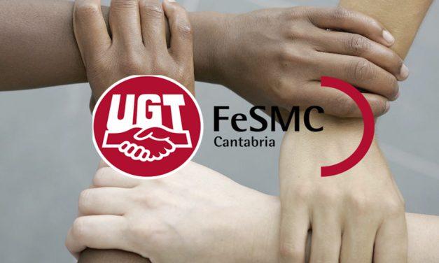 La Federación de Servicios (FeSMC) de UGT, dona mañana 3.400 € a un proyecto de cooperación en Marruecos