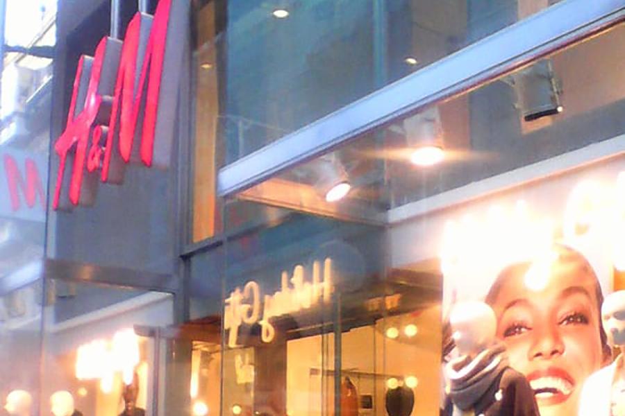 La plantilla de H&M en Cantabria afronta este sábado su tercer día de huelga
